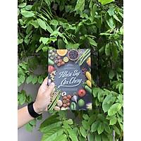 Sách - Khởi sự ăn chay (tặng kèm bookmark)