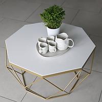 Bàn Sofa Solid Surface Montelli