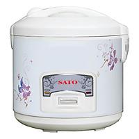 Nồi Cơm Điện SATO 01alpha (1.8L) - Hàng chính hãng