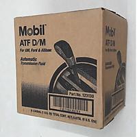 Thùng 6 chai dầu hộp số Mobil ATF D/M ( 6 chai x 946 ml) - Dầu nhớt Mobil nhập khẩu từ Mỹ