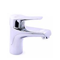 Vòi lavabo nóng lạnh Eurolife EL-5002 (Trắng bạc)
