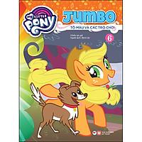 My Little Pony - Jumbo Tô Màu Và Các Trò Chơi 6