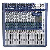 Bộ Trộn Âm Thanh Soundcraft Signature 16-EU-Mixing - Hàng Chính Hãng