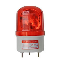Đèn Xoay Cảnh Báo Công Trường 220VAC