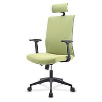Ghế văn phòng/ghế giám đốc bọc vải cao cấp, chân xoay 360 độ, có tựa đầu và tay vịn điều chỉnh, mã sản phẩm FWAH-001, FWAH-003, FWAH-005