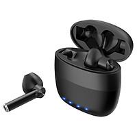 Tai Nghe Bluetooth Tai Nghe Cảm Ứng Không Dây Wireless Headset - Hàng Chính Hãng PKCB