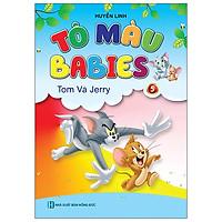 Tô Màu Babies 5 - Tom Và Jerry
