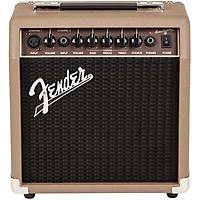 Amplifier Fender Acoustasonic 15W 230v EU DS hàng chính hãng
