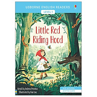 Little Red Riding Hood - Usborne English Readers Level 1