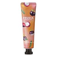 Kem Dưỡng Tay Frudia My Orchard Mangosteen Hand Cream Chiết Xuất Măng Cụt (30g)