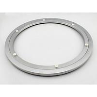vòng xoay nhôm Ø250mm được sử dụng làm bàn xoay tròn, dùng trong chế tác và sản xuất đồ nội thất, sử dụng cho mâm xoay bàn tiệc nhà hàng tiệc cưới