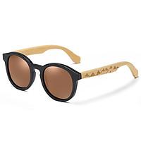 CM Bằng Gỗ Tự Nhiên Kính Mát Nam Phân Cực Thời Trang Kính Mắt Chống Nắng Gốc Tre Câu Cá Kính Mát Oculos De Sol Masculino