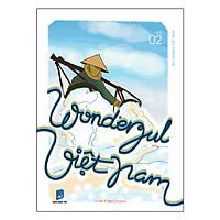 Postcard Artbook Wonderful Vietnam - Vol 2