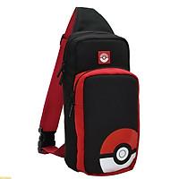 Túi đeo chéo máy Switch mẫu Pokeball
