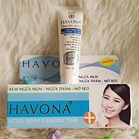 Kem Ngừa Mụn Thâm Dị Ứng HAVONA (New)