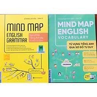 Combo Mind Map English Grammar – Ngữ pháp tiếng anh bằng sơ đồ tư duy Và Từ Vựng Tiếng Anh Qua Sơ Đồ Tư Duy - Nghe Qua App (NHH)