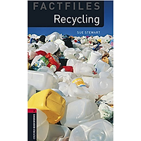 Oxford Bookworms Library (3 Ed.) 3: Recycling Factfile MP3 Pack