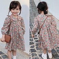 VT49Size90-130 (9-27kg)Váy đầm bé gái - Kiểu dáng công chúaThời trang trẻ Em hàng quảng châu
