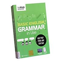 Sách - Basic English Grammar In Use - Ngữ Pháp Tiếng Anh Căn Bản (Bìa Xanh) - Tái Bản 2020
