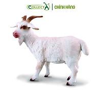 Mô hình thu nhỏ: Dê bố - Billy Goat , hiệu: CollectA, mã HS 9650150[88212] -  Chất liệu an toàn cho trẻ - Hàng chính hãng