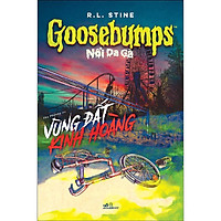 Sách - Goosebumps Nổi da gà - Vùng đất kinh hoàng (tặng kèm bookmark thiết kế)