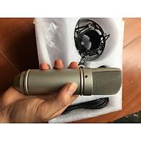 Mic Thu Âm  AT100 Livestream Karaoke Online