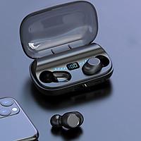 Tai nghe bluetooth TWS JS-2, tai nghe không dây âm thanh chất lượng cao, cảm ứng chạm dễ dàng sử dụng- Hàng nhập khẩu