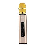 Micro Bluetooth không dây Karaoke hút âm siêu nhẹ EDR  Hàng Chính Hãng