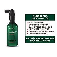 Nước dưỡng tóc giảm rụng tóc Aromatica Rosemary Active V Anti-Hair Loss Tonic 100ml