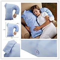 Soft U-shape Boyfriend Arm Pillow Sleeping Dream Bed Hug Washable Cushion Toy