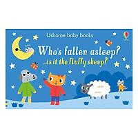 Usborne Who's fallen asleep? ...is it the fluffy sheep?