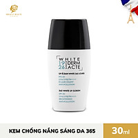 Kem chống nắng sáng da - 365 WHITE UV SCREEN - Académie Scientifique de Beauté