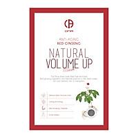 Mặt nạ chống lão hóa ONA Natural Volume Up-Red Ginseng Mask