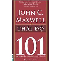 Sách Attitude 101 - thái độ 101 - Kỹ Năng Trong Kinh Doanh