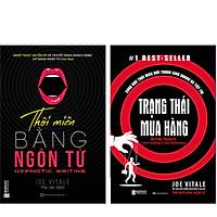Bộ 2 cuốn Đọc vị + Thôi miên khách hàng(Trạng thái mua hàng + Thôi miên bằng ngôn từ)tv