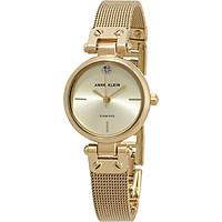 Đồng hồ thời trang nữ ANNE KLEIN 3002CHGB