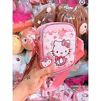 Túi đeo chéo cho bé Hello Kitty (KTW412)