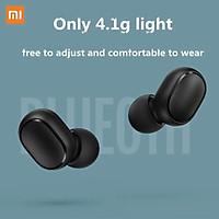 Tai Nghe Không Dây Redmi AirDots 2 Bluetooth 5.0 Mi Ture, Âm Trầm Stereo Trong Tai Không Phải Redmi Airdots S