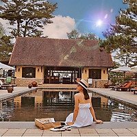 Combo 2N1Đ Ana Mandara Villas DaLat Resort & Spa 5* + Vé Xe Limousine Khứ Hồi Từ Sài Gòn Dành Cho 01 Người