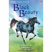 Usborne Young Reading Series Two: Black Beauty + CD