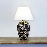 Đèn bàn décor  Bình oval