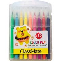 Hộp Bút Lông Màu Classmate WC402 -  18 Màu