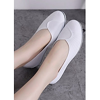 Giày búp bê đi bộ êm chân thời trang TRT-GBBNU-01