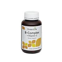 Viên Uống Phức Hợp Vitamin B+ Và Vitamin C Giải Tỏa Căng Thẳng, Mệt Mỏi - Hộp 60 Viên