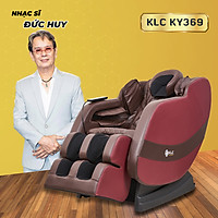 GHẾ MASSAGE KLC KY369