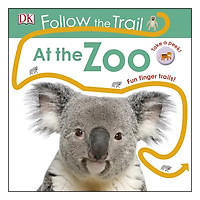 Follow The Trail At The Zoo