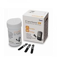 Que thử đường huyết CareSens N (lọ 50 que) - thương hiệu Hàn Quốc