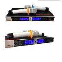 Bộ 2 Micro Không Dây SHURE ULXP-353 -Hàng Chính Hãng