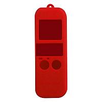 Bao Silicon Dành Cho Osmo Pocket - Đỏ - Hàng Nhập Khẩu