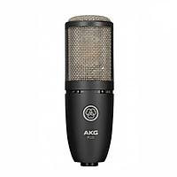 Micro thu âm AKG P220 - mic thu âm chuyên nghiệp cho phòng thu và hát livestream - Hàng chính hãng